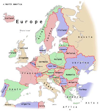 Se europa (flertydig) for alternative betydninger
